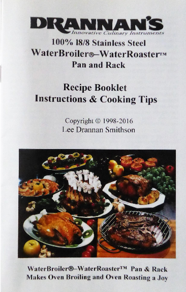 Free 24 Page Recipe Booklet of Quick and  Easy RecipestQWFree