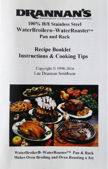 Free Recipe Booklet of Quick and Easy Recipes